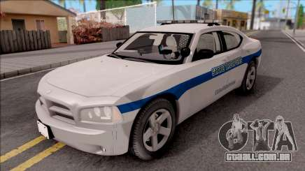 Dodge Charger San Andreas State Troopers 2010 para GTA San Andreas