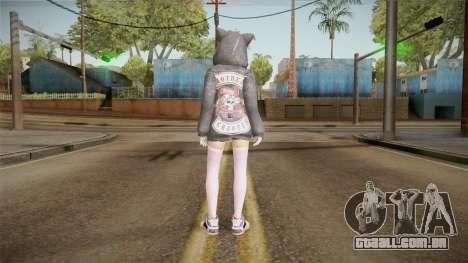 New Fam3 Skin para GTA San Andreas terceira tela