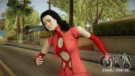 Mass Effect 3 Miranda DLC Citadel Dress Red para GTA San Andreas