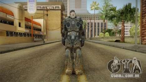 Marcus Fenix Skin v2 para GTA San Andreas