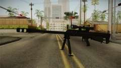 Mirror Edge Barrett M95 para GTA San Andreas