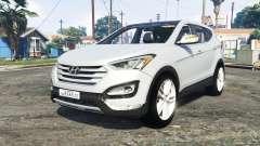 Hyundai Santa Fe (DM) 2013 [replace] para GTA 5