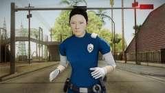 Mirror Edge Cop Patrol Female