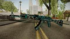 CS: GO AK-47 Frontside Misty Skin