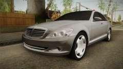 Mercedes-Benz S500 2013 para GTA San Andreas