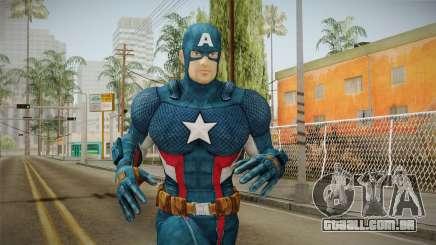 Marvel Heroes - Captain America para GTA San Andreas