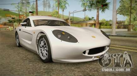 Ginetta G40 para GTA San Andreas