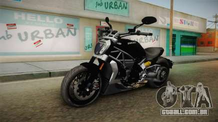 Ducati XDiavel S 2016 HQLM para GTA San Andreas