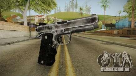 Silent Hill Downpour - Colt SH DP para GTA San Andreas