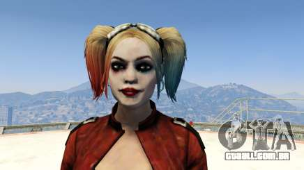 Harley Quinn from Injustice 2 para GTA 5