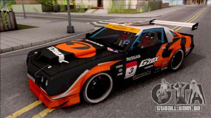 Driftstyle Buffalo para GTA San Andreas