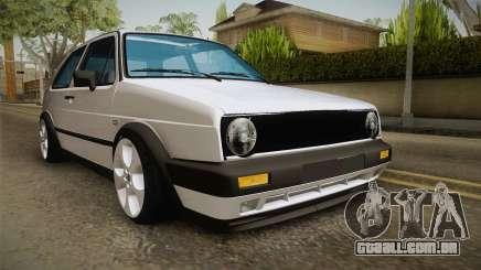 Volkswagen Golf MK2 2.0 TFSI Beta para GTA San Andreas