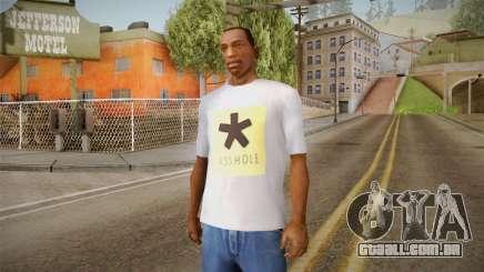 GTA 5 Special T-Shirt v1 para GTA San Andreas