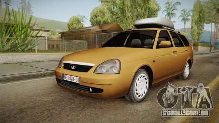 Lada Priora SW Sommerzeit para GTA San Andreas