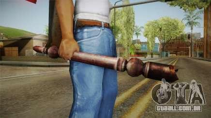 Silent Hill Downpour - Fence SH DP para GTA San Andreas