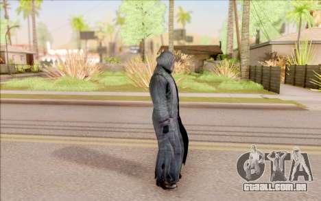 Mohammed do S. T. A. L. K. E. R. para GTA San Andreas terceira tela
