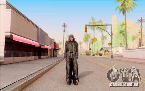 Um jovem de Porco, de S. T. A. L. K. E. R. para GTA San Andreas segunda tela