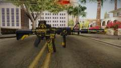 SFPH Playpark - Antique M4A1 para GTA San Andreas