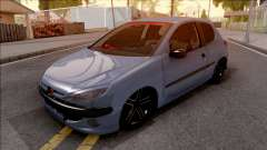 Peugeot 206 FR