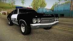 Chevrolet Chevelle SS Police LVPD 1970 v2