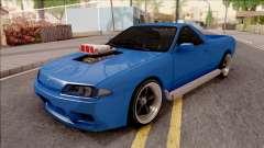 Nissan Skyline R32 Pickup para GTA San Andreas
