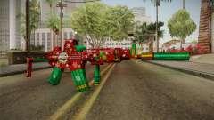 SFPH Playpark - Christmas K2 para GTA San Andreas