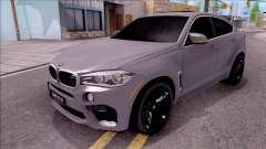 BMW X6M F86 2016