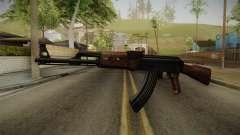 Call of Duty WWII AK-47 para GTA San Andreas