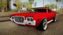 Ford Gran Torino 1972 v1 para GTA San Andreas