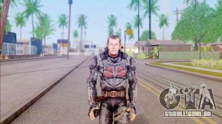 Em geral, vladimir Voronin, do S. T. A. L. K. E. R para GTA San Andreas
