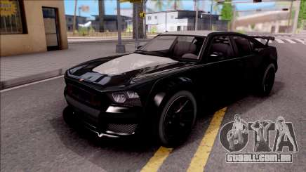 GTA V Bravado Buffalo Edition para GTA San Andreas