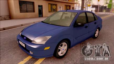 Ford Focus Sedan 2000 para GTA San Andreas
