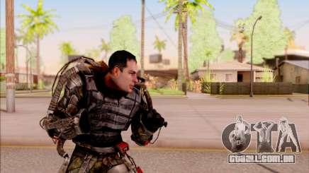 Degtyarev no exoesqueleto de S. T. A. L. K. E. R. para GTA San Andreas