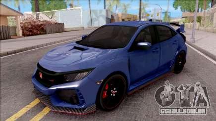 Honda Civic Type-R 2017 para GTA San Andreas