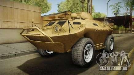 GTA 5 HVY APC para GTA San Andreas