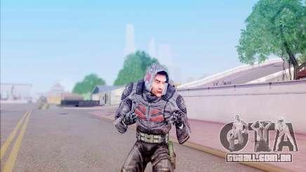 Capitão Ivantsov do S. T. A. L. K. E. R para GTA San Andreas