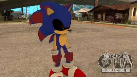 Sonic EXE para GTA San Andreas