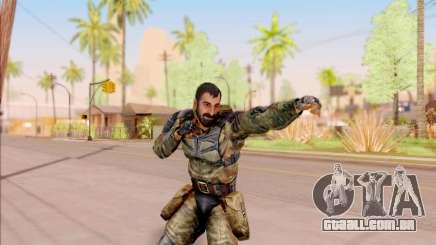 Vano do S. T. A. L. K. E. R. de macacão Liberdade para GTA San Andreas