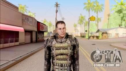 Degtyarev na armadura do S. T. A. L. K. E. R. para GTA San Andreas