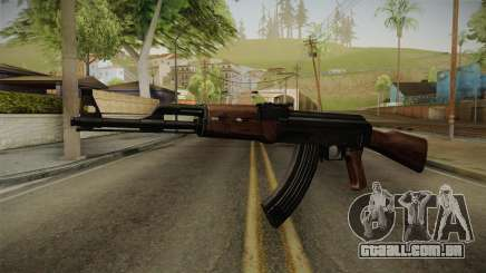 Call of Duty WWII AK-47 para GTA San Andreas