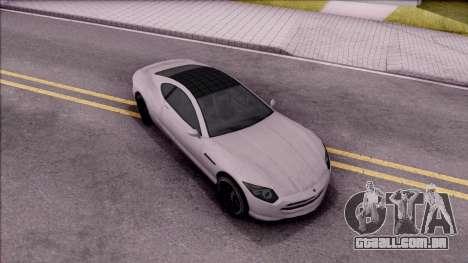 GTA V Hijak Khamelion para GTA San Andreas vista direita