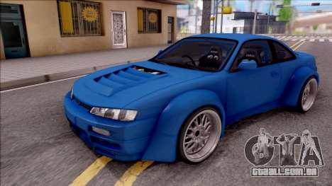 Nissan 200SX Rocket Bunny v2 para GTA San Andreas