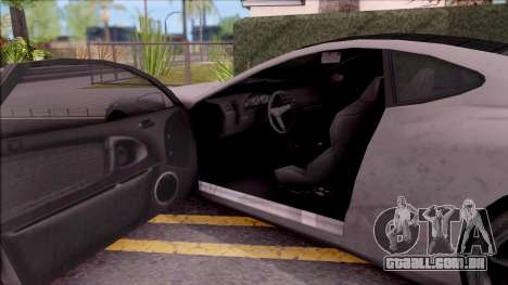 GTA V Hijak Khamelion para GTA San Andreas vista interior