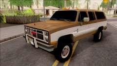 GMC Suburban 2500 1986