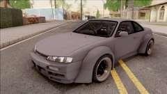 Nissan 200SX Rocket Bunny v3 para GTA San Andreas