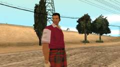 Tommy Vercetti Golf