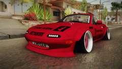 Mazda MX-5 Miata Cabrio Rocket Bunny 1989 para GTA San Andreas