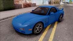Mazda RX-7 1997 para GTA San Andreas