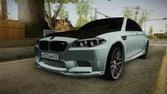 BMW M5 F10 Hamann para GTA San Andreas