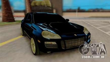 Porsche Cayenne S 2009 para GTA San Andreas